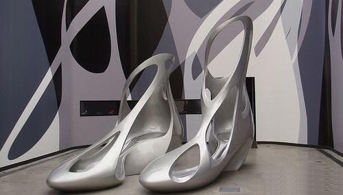 MelissaZaha21 Arhitektura i cipele