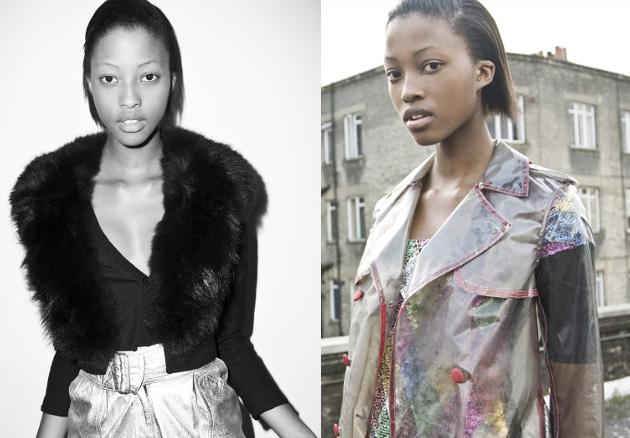 NyashaMatonhodze Nyasha Matonhodze zaštitno lice Louis Vuitton a!