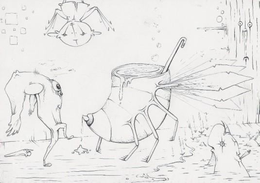 Orjen Djuric I žvrljanje je umetnost