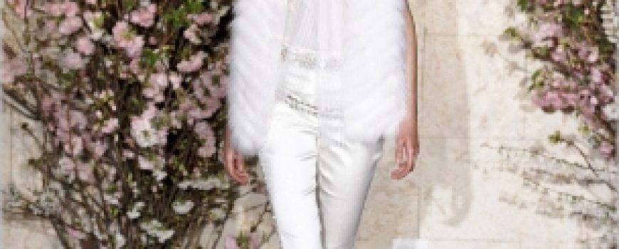 New York Bridal Week Spring 2012: Oscar de la Renta
