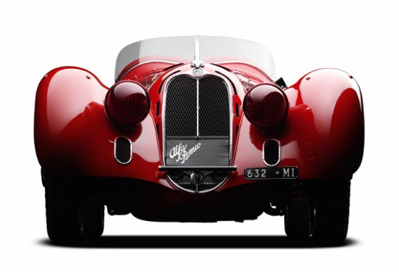 Ralph Lauren Alfa Romeo 8C 2900 Mille Miglia Ralph Lauren kolekcija automobila