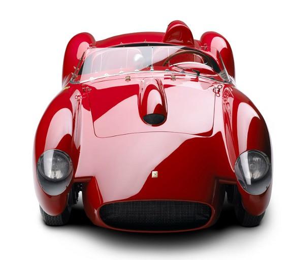 Ralph Lauren Ferrari 250 Testa Rossa Ralph Lauren kolekcija automobila