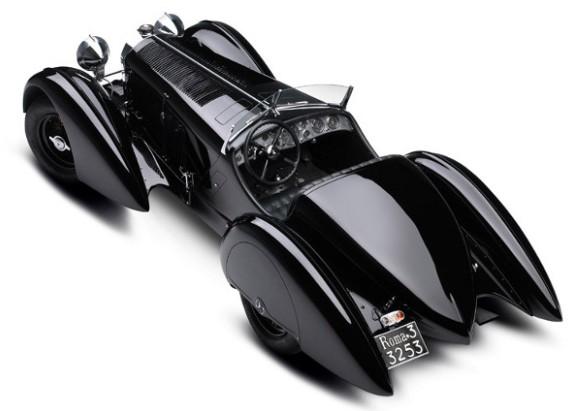 Ralph Lauren Mercedes Bens SSK 1 Ralph Lauren kolekcija automobila