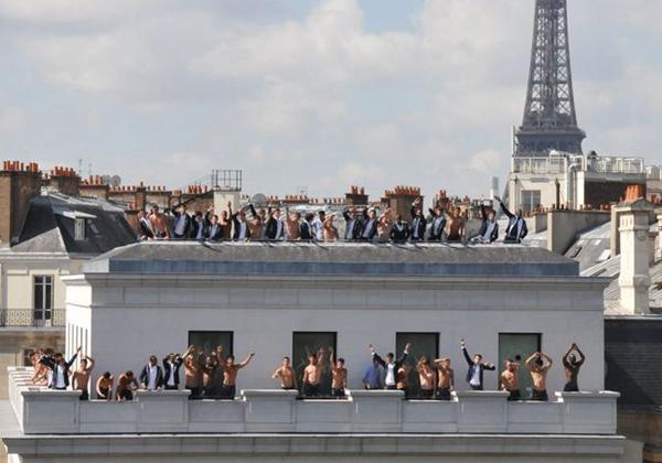 Slika 1.1 Pariska groznica: Abercrombie & Fitch