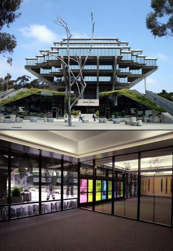 Slika 2 Moderne biblioteke sveta