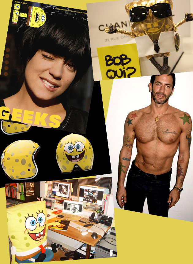 SpongeBob FashionFans SpongeBob SquarePants x Richard James