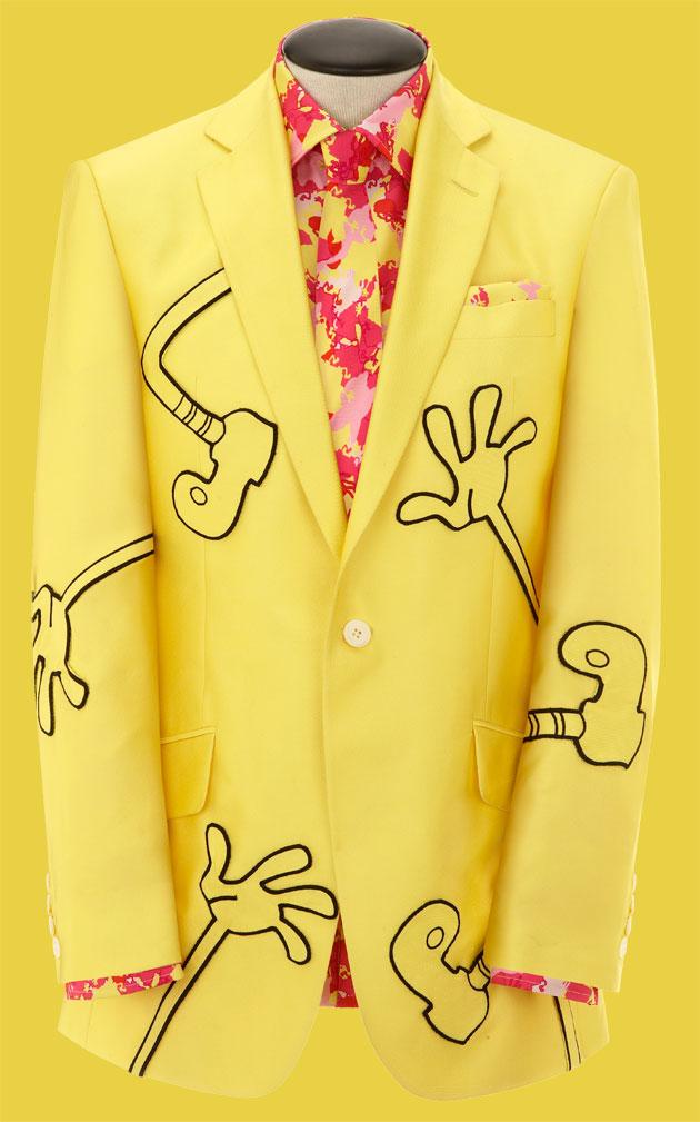 SpongeBob Suit SpongeBob SquarePants x Richard James