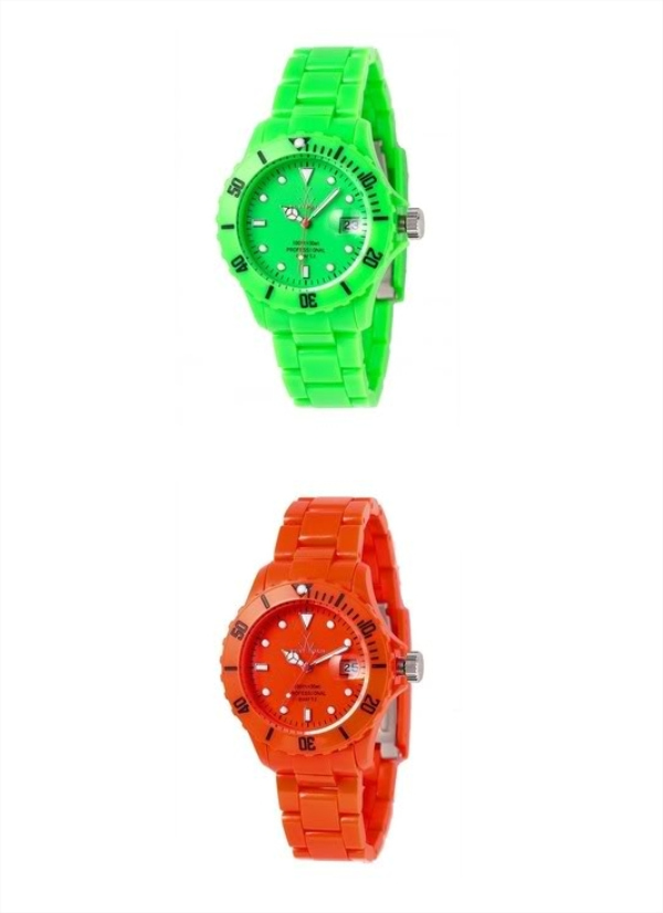 Toy Watch Vainglorious and Proud Mozilla Firedfox Modni detalj: Sat