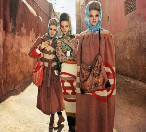 Vogue01 Prolećni trend: Turban