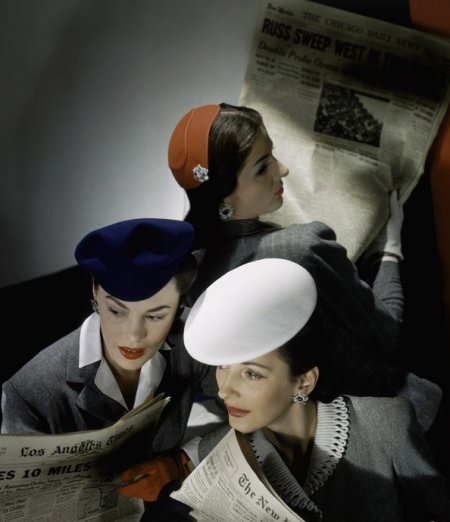 Vogue February 1943   Horst P Horst.61140140 large Wannabe ♥ vintage