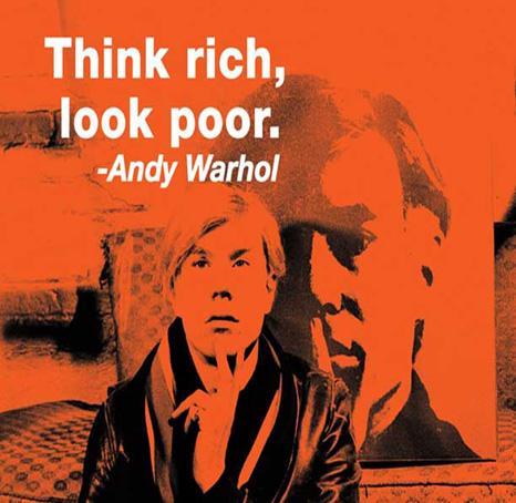 andy warhol success illustration Otac pop arta: Andy Warhol