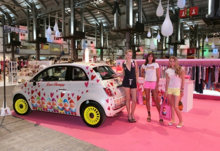 bb Love Therapy fiat 500 3 Love Therapy