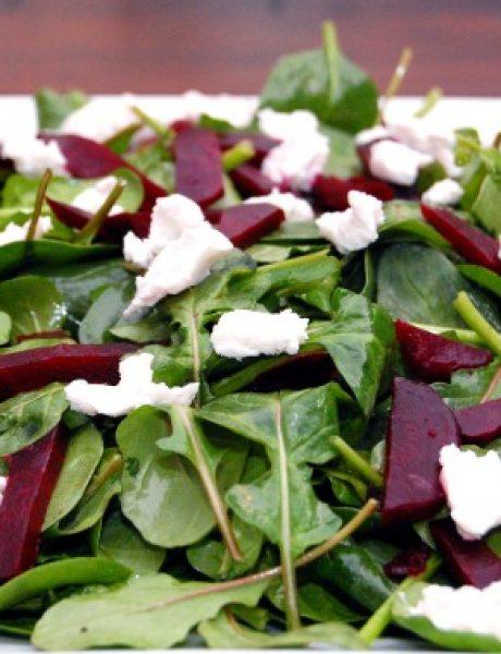 Četiri veličanstvena i salate