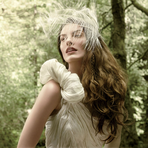 brides magazine ethereal wedding dresses 003 Fairy Tale Wedding Dresses