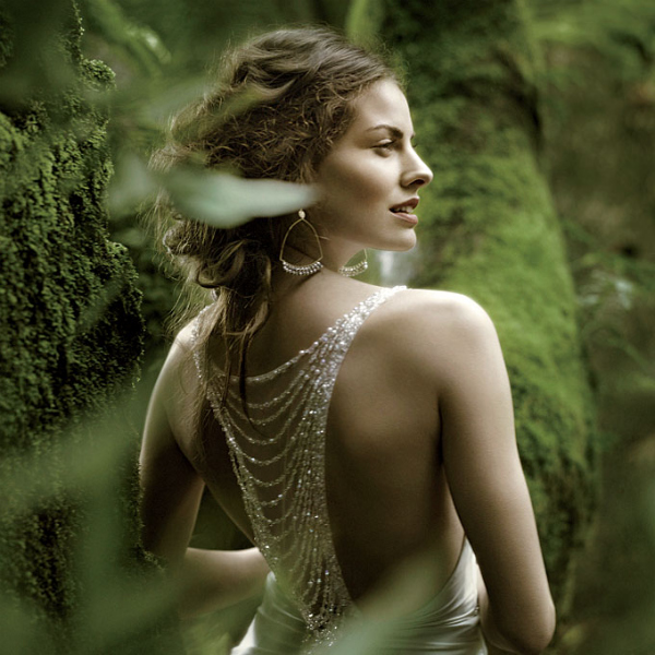 brides magazine ethereal wedding dresses 004 Fairy Tale Wedding Dresses