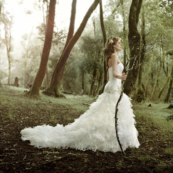 brides magazine ethereal wedding dresses 007 picnik Fairy Tale Wedding Dresses
