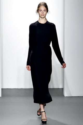calvin klein collection 3 Prolećni trend: Duge haljine i suknje