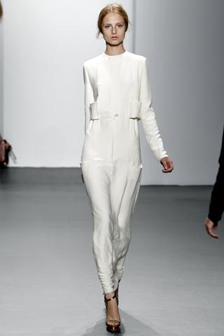 calvin klein collection 91 Prolećni trend: Duge haljine i suknje