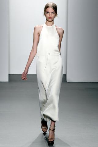 calvin klein collection1 Prolećni trend: Duge haljine i suknje