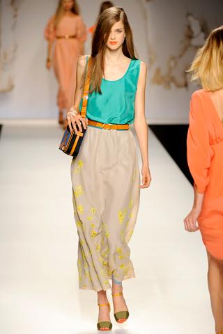 fendi 1 Prolećni trend: Duge haljine i suknje