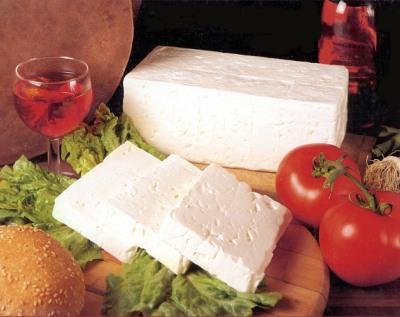 feta cheese picture Četiri veličanstvena i salate
