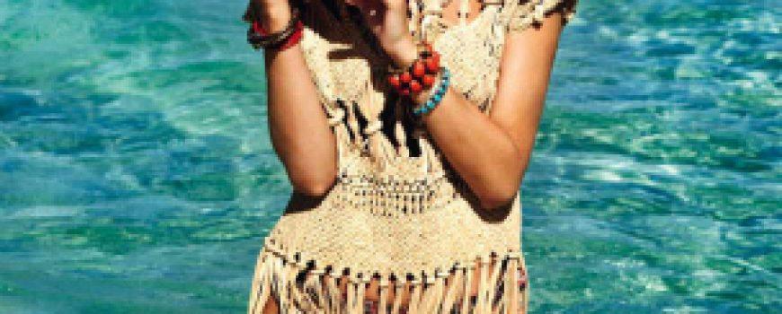 "Flavia de Oliveira za ""Elle Italia"" jun 2011."