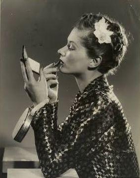 glamourdaze 1940s lipstick2 Mala istorija ruža za usne