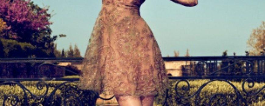 "Charlotte Cordes za ""Vogue Hellas"" jun 2011."