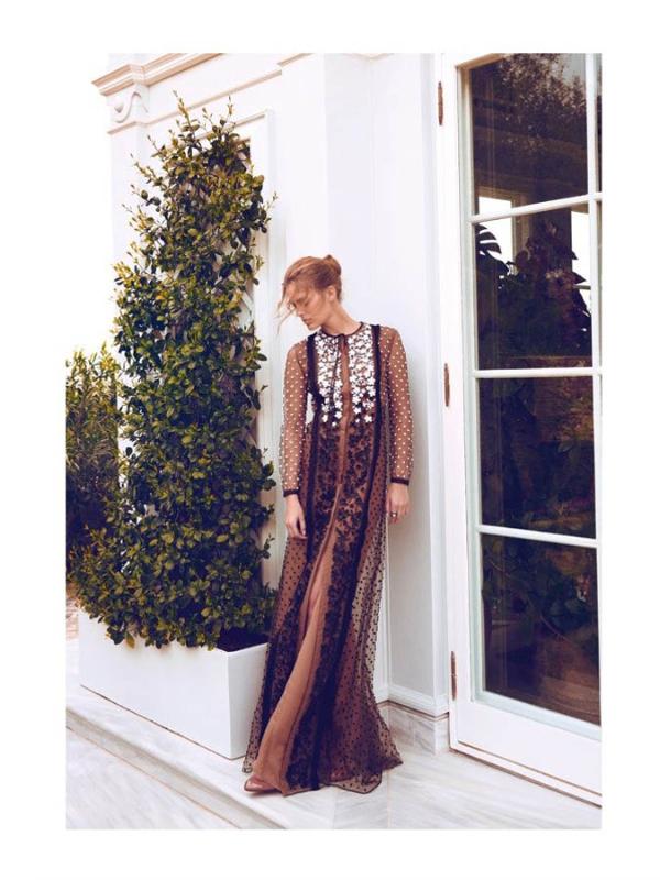 hellas5 Charlotte Cordes za Vogue Hellas jun 2011.