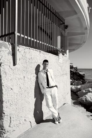 "img novak djokovic 120549495971.jpg article singleimage Novak Đoković za ""Vogue US"" jun 2011."