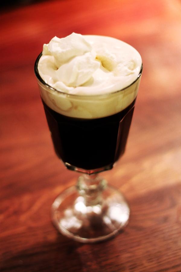 irskaa Kakvu kafu vi pijete?