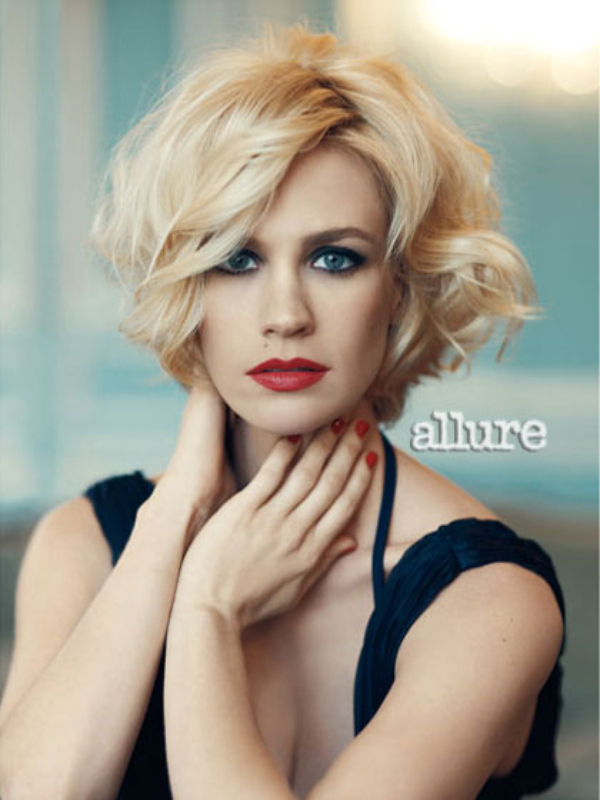 january jones cover shoot 5 January Jones za Allure magazin