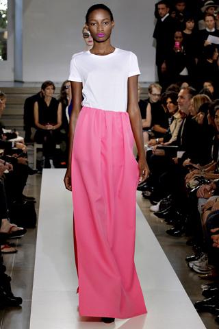 jil sander 2 Prolećni trend: Duge haljine i suknje