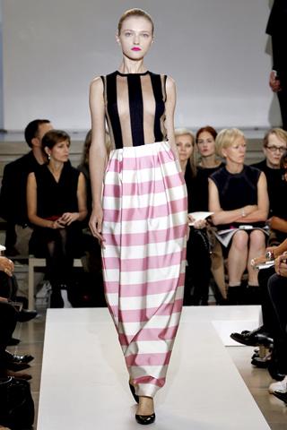 jil sander 5 Prolećni trend: Duge haljine i suknje