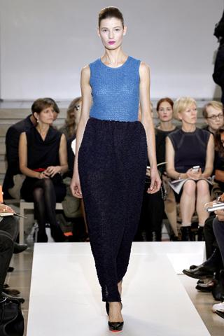 jil sander 6 Prolećni trend: Duge haljine i suknje