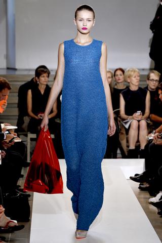 jil sander 7 Prolećni trend: Duge haljine i suknje