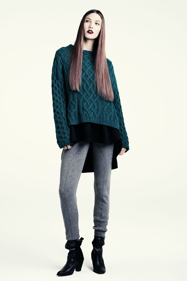 karlie hm13 Lookbook H&M za jesen 2011.