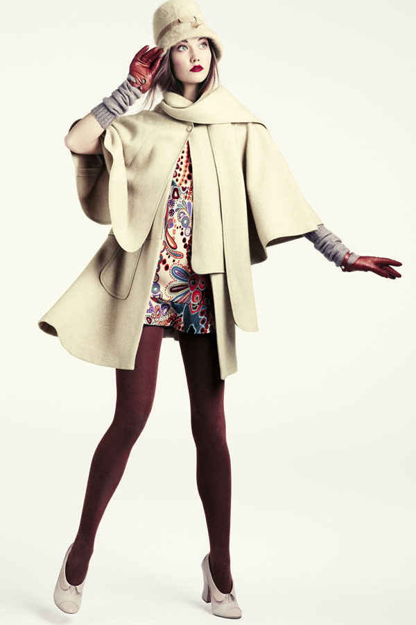 karlie hm9 Lookbook H&M za jesen 2011.