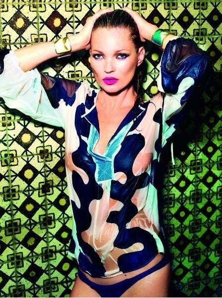 katemossvoguebrazil4 Kate Moss za Vogue Brazil maj 2011.