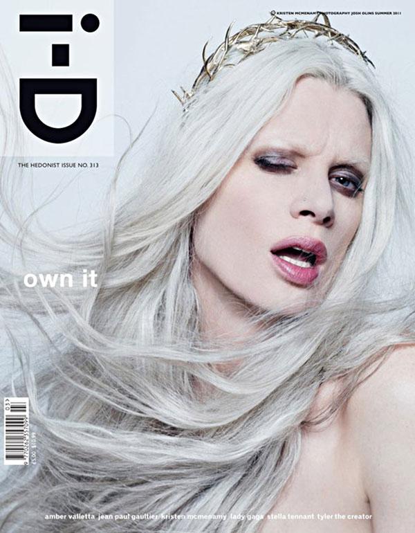 kcover Šest naslovnih strana magazina i D leto 2011.