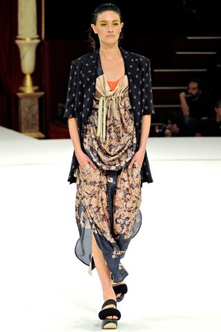 kenzo 2011 11 Prolećni trend: Duge haljine i suknje