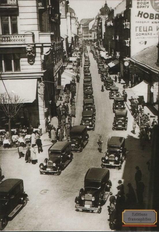 knez mihajlova ulica ruski car Zdravo, ja sam Beograd: Knez Mihailova ulica