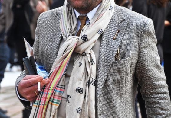 kravata 12 Modni detalj: kravata