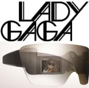 lady gaga polaroid gl20 camera sunglasses news 300x298 Pop ikona: Polaroid naočare