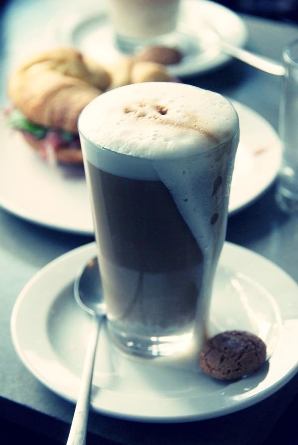 late Kakvu kafu vi pijete?
