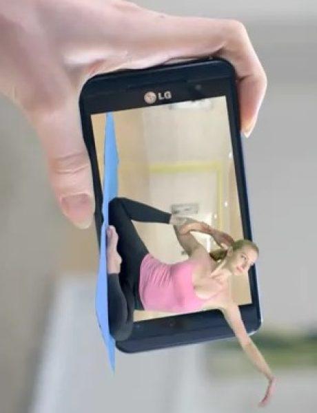 Prvi 3D telefon na svetu