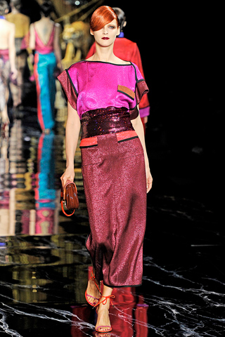 louis vuitton 2 Prolećni trend: Duge haljine i suknje