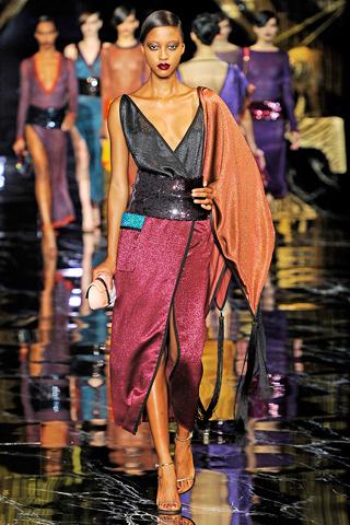 louis vuitton 3 Prolećni trend: Duge haljine i suknje