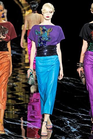 louis vuitton 9 Prolećni trend: Duge haljine i suknje