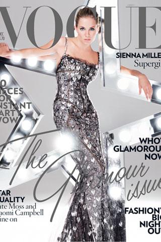 magazines sienna Sienna Miller